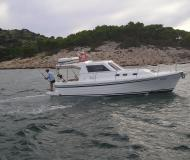 Yacht Adria 1002 Vektor chartern in Jezera