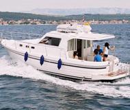 Motoryacht Adria 1002 Vektor chartern in Zadar
