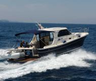Motor boat Adriana 36 for rent in Sukosan Bibinje