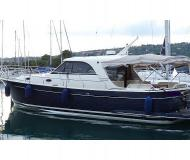 Motor yacht Adriana 44 available for charter in Biograd na Moru