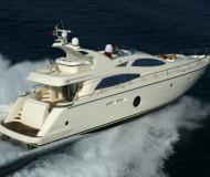 Motorboat Aicon 64 Fly available for charter in Palermo