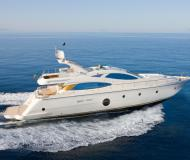 Motorboot Aicon 64 Fly Yachtcharter in Milazzo