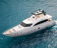Yacht Aicon 75 Yachtcharter in Milazzo