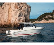 Motor yacht Antares 7.80 for hire in Trget