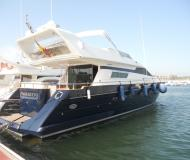 Motor yacht Astondoa 68 for rent in Port de Palma