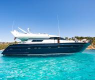 Motor boat Astondoa 68 for charter in Port de Palma