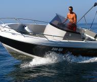 Motoryacht Atlantic Marine 670 chartern in Makarska