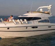Motor boat Atlantique 50 for rent in Alimos Marina Kalamaki