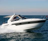 Motor yacht Bavaria 32 Sport available for charter in Palma