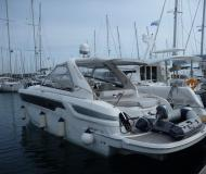 Motorboot Bavaria 35 Sport chartern in Marina Mandalina