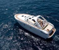 Motor yacht Bavaria 38 Sport available for charter in Portisco
