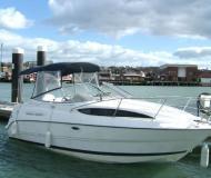 Bayliner 245 Ciera Motorboot chartern Krk