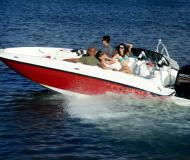 Yacht Bayliner Element 180 XL for rent in Lazise