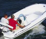 Motor boat Cap 400 for charter in Potsdam