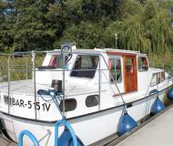 Motoryacht Cascaruda 10.50 chartern in Fürstenberg