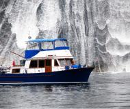 Yacht CHB 35 Trawler chartern in Granville Insel Boatyard