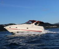 Motor yacht Cranchi Smeraldo 37 for rent in Split
