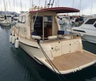 Yacht Damor 980 Yachtcharter in Marina Kornati