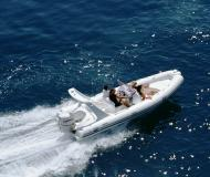 Motoryacht Eagle 645 chartern in Primosten