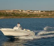 Yacht Flyer 650 Open available for charter in Mahon