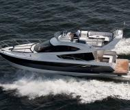 Motor boat Galeon 420 Fly available for charter in El Toro