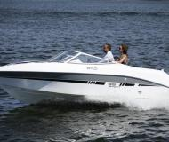 Motoryacht Galia 515 Bowrider Yachtcharter in BZH Bootszentrum Marina