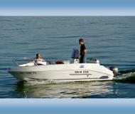 Galia 520 Motorboot chartern Hagnau