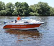 Galia 600 Cabin Motorboot Charter Deutschland