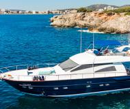Yacht Gallart 62 available for charter in Port de Palma
