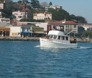 Motor boat Grand Banks 36 available for charter in San Francisco