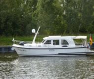 Motorboot Grand Sturdy 29.9 Sedan Yachtcharter in Marina Zehdenick