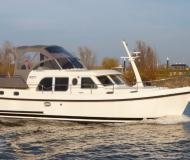 Yacht Grand Sturdy 34.9 AC available for charter in De Spaenjerd Marina
