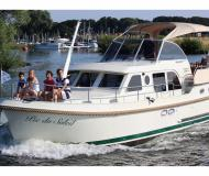 Motor yacht Grand Sturdy 36.9 AC for rent in De Spaenjerd Marina