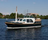 Motorboot Grand Sturdy 36.9 AC Yachtcharter in Zehdenick