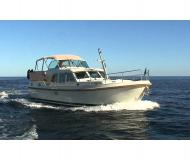 Motor boat Grand Sturdy 40.9 AC for rent in De Spaenjerd Marina
