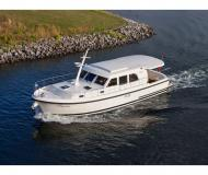 Motor yacht Grand Sturdy 40.9 AC available for charter in Kortgene