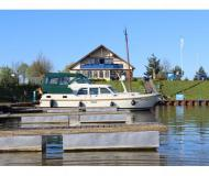 Motor boat Grand Sturdy 40.9 AC for hire in Zehdenick