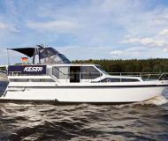Motoryacht Gruno 35 Compact Sport chartern in Marina Bootscenter Keser
