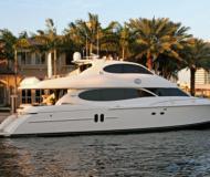 Yacht Lazzara 80 for rent in Bayshore Landing Marina