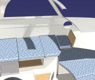 Motoryacht Leidi 660 Yachtcharter in Marina Veruda