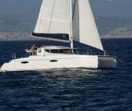 Catamaran Mahe 36 Evolution for rent in Ajaccio