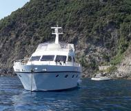 Motorboot Maiora 50S Yachtcharter in Lavagna