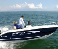 Motoryacht Mano Marine 18.50 chartern in Lazise