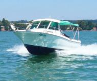 Yacht Merry Fisher 635 for hire in Marina Sandau