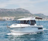 Motor yacht Merry Fisher 795 for rent in ACI Marina Split