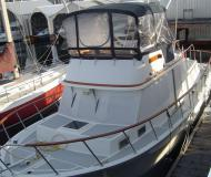 Motor yacht Monk 36 for charter in Granville Island Boatyard