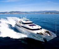 Motoryacht MY Sunliner X Yachtcharter in Antibes