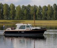 New Classic 28.9 Sedac Motoryacht Charter Nieuwpoort