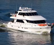 Ocean Alexander 80 Motoryacht Charter Ladner