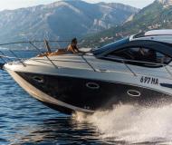 Motor yacht Pearlsea 31 HT for rent in Marina Baska Voda